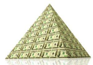 Что такое финансовая пирамида?