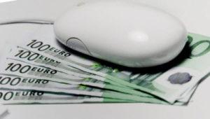 Первые деньги в интернете