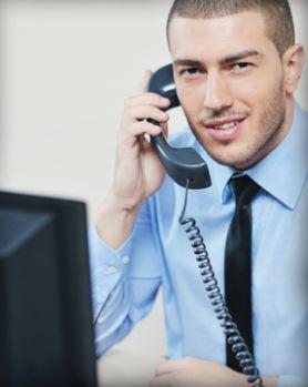 Принимаем телефонные звонки