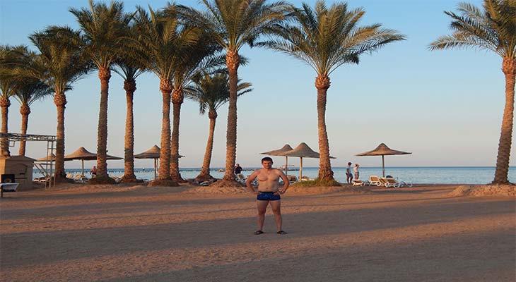 Моя поездка в Египет на отдых в город Шарм-Эль-Шейх