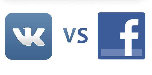 Facebook или Вконтакте?