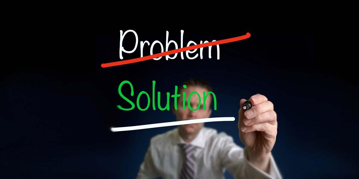 Решаем проблему