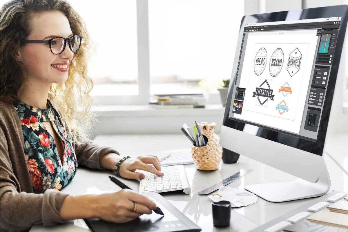 Плюсы профессии web-дизайнера