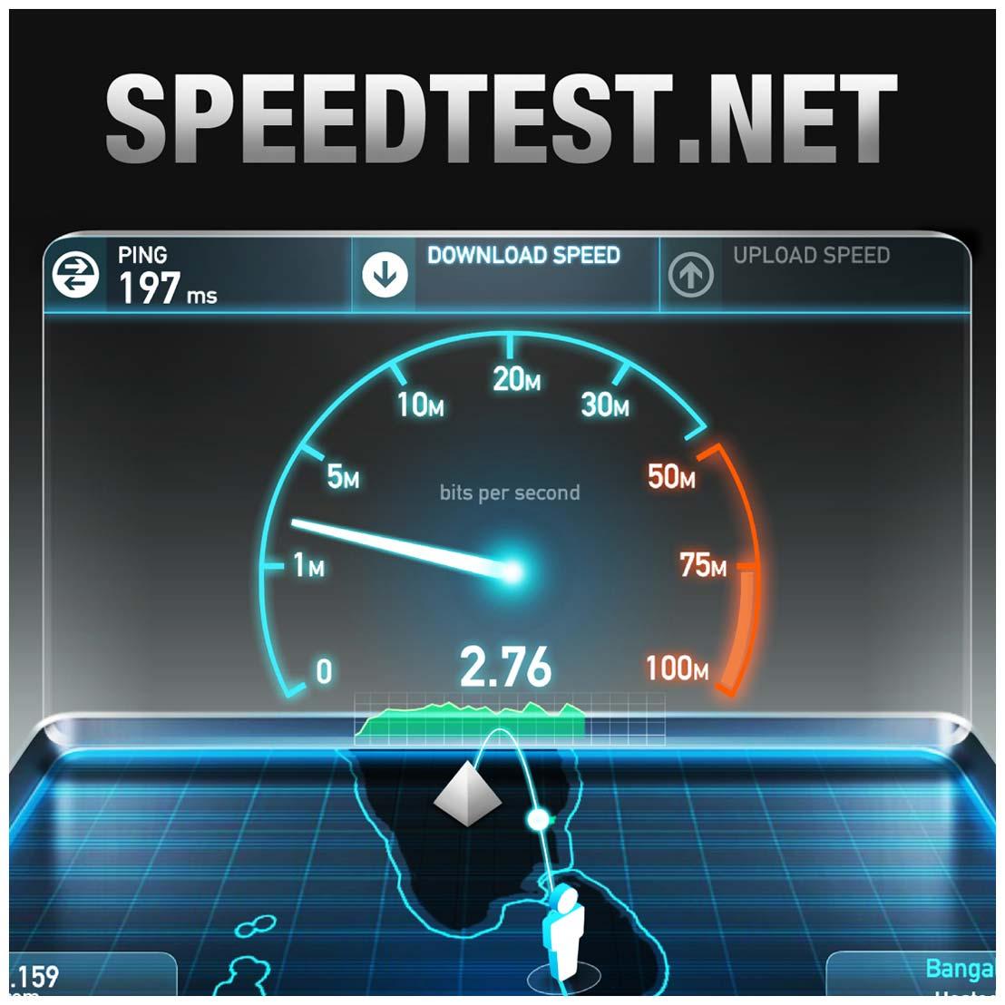 проверка скорости интернета картинки так большое