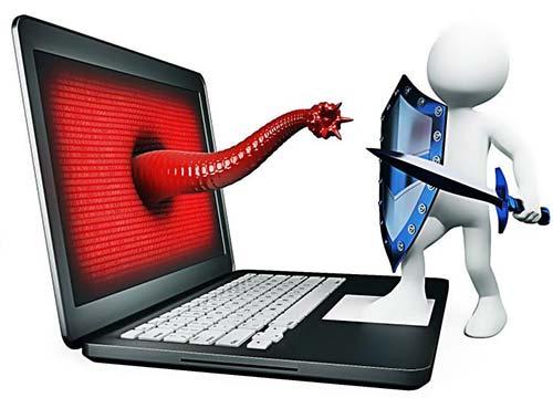 Что такое вирусы, и как они попадают на сайт?