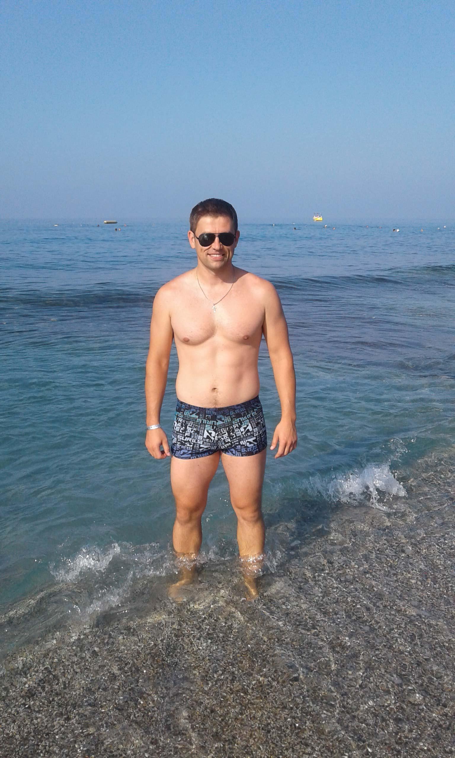 Я на Средиземном море