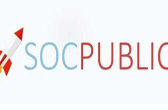 Socpublic: обзор сайта