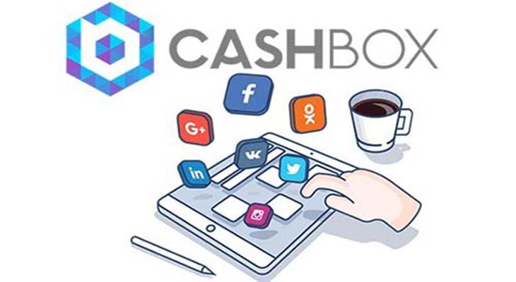 Cashbox: обзор сервиса для продвижения и заработка в интернете