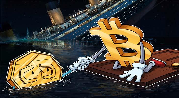 Почему биткоин упадет
