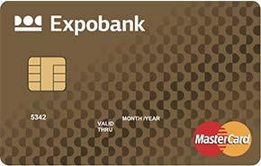Экспобанк – Дебетовая карта