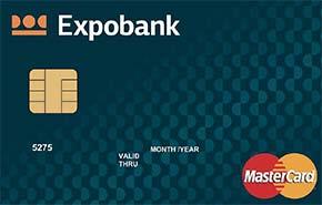 Экспобанк – Кредитная карта
